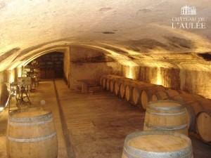 """Visite """"authentique"""" du Château de l'Aulée"""