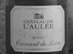 AOC Crémant de Loire Brut Rosé