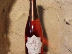 Brut Rosé Intense - AOC Touraine Méthode Traditionnelle