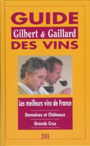 Guide Gilbert & Gaillard des Vins 2008